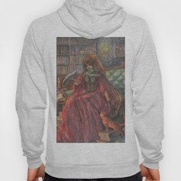 Witch and her Cats Hoody