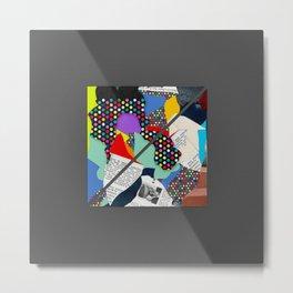 Square #1 Metal Print