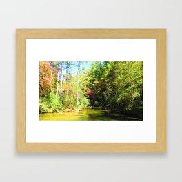 Hidden Adventure Framed Art Print