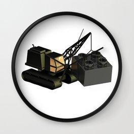 Duplo Construction Wall Clock