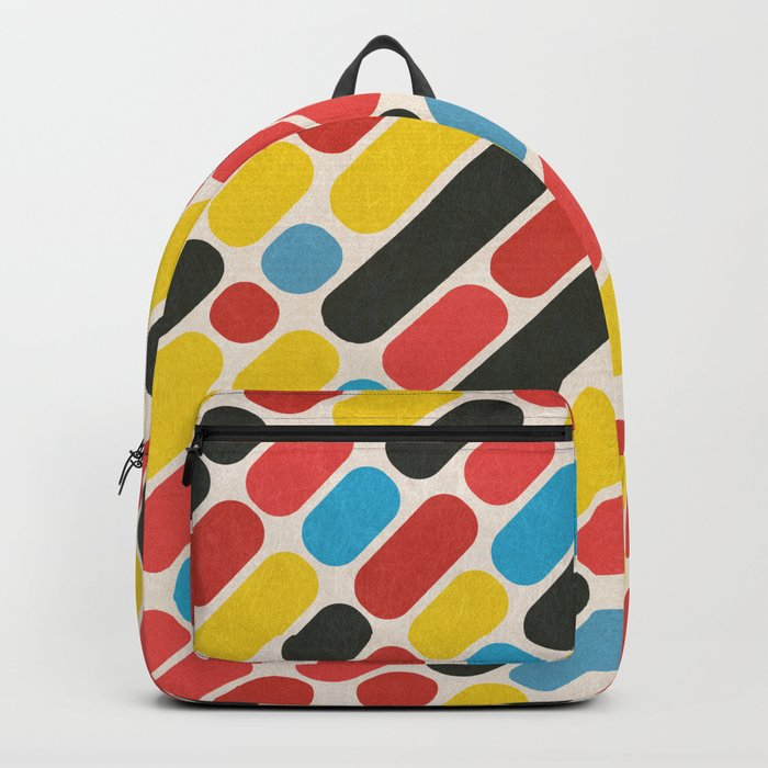 Colorful Trend Pattern Backpack
