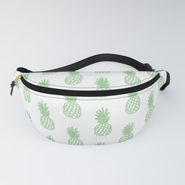 Mint Pineapple Fanny Pack