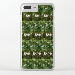 Hidden 3D Clear iPhone Case