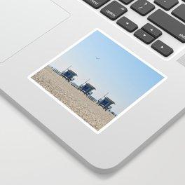 Venice Beach Views Sticker