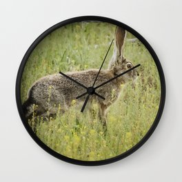 Under the Wire Wall Clock