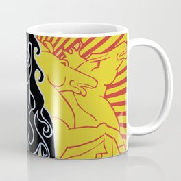 Venus in Transit Coffee Mug
