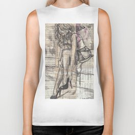 Song of Love Biker Tank