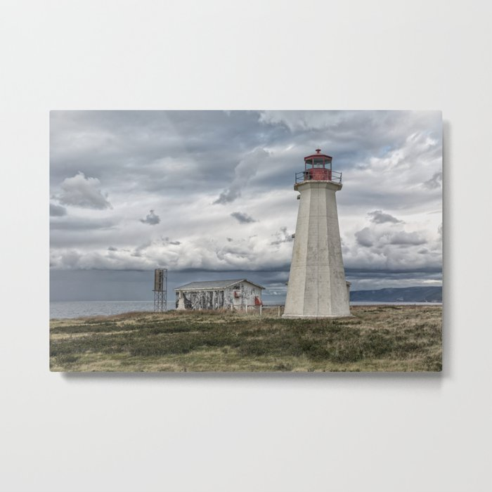 Lighting the Way Metal Print