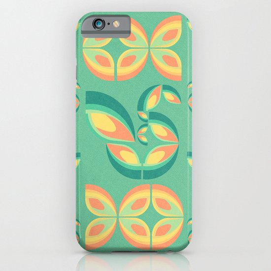 Peacocks and Butterflies iPhone & iPod Case