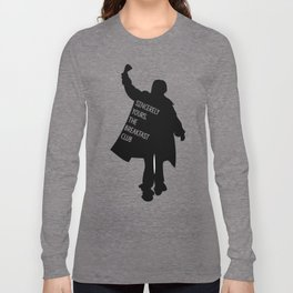 Sincerely Yours, The Breakfast Club Long Sleeve T-shirt
