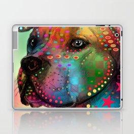 pit bull Laptop & iPad Skin