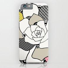 rose n2 iPhone 6s Slim Case
