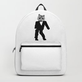 Twisted Raccoon Backpack