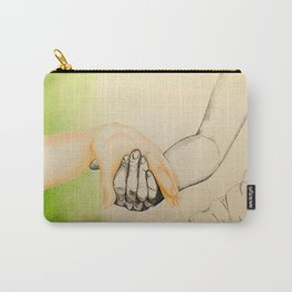 My Hands Carry-All Pouch