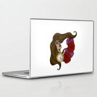 gypsy Laptop & iPad Skins featuring Gypsy by Rene Robinson