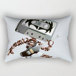 Cassette Music Rectangular Pillow