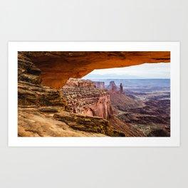 Mesa Arch / Canyonlands Art Print