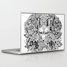 hidden fox Laptop & iPad Skin