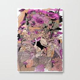 VULTURE Metal Print