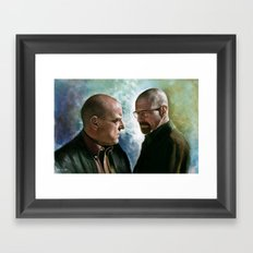 Tread Lightly Framed Art Print