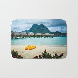 Bora Bora Beach Bath Mat