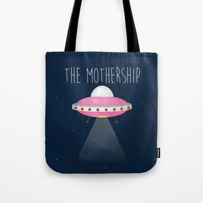 The Mothership Tote Bag
