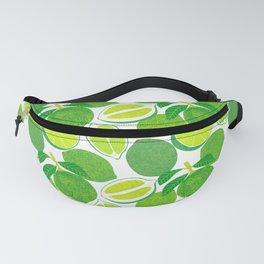 Lime Harvest Fanny Pack