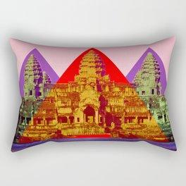 Angkor Wat Rectangular Pillow