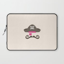 My little pink Pirate Laptop Sleeve