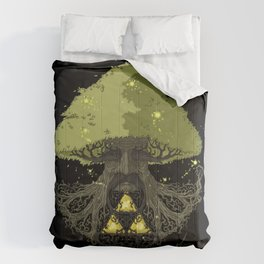 Deku Tree Full Colour Comforters