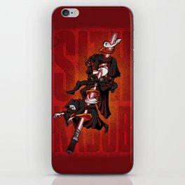 Sith Kabob  iPhone Skin