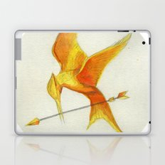 Mockingjay THGames Laptop & iPad Skin