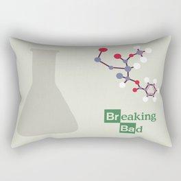 Breaking bad, Heisenberg, Walter White, Jesse Pinkman, Bryan Cranston, drug movies Rectangular Pillow