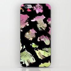 blossom note 1 iPhone & iPod Skin