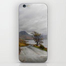 Wastwater Lake District iPhone Skin
