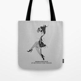 POLE Girl Tote Bag