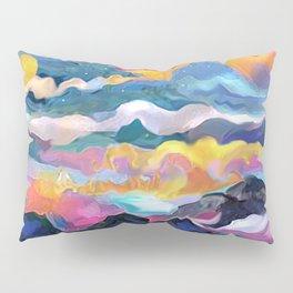 Montain Sunrise Pillow Sham