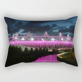 London Olympic Stadium Rectangular Pillow