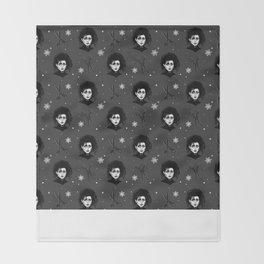 Edward Scissorhands Throw Blanket