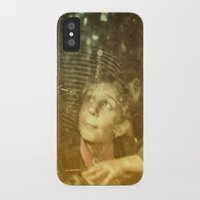 child iPhone & iPod Cases featuring Child by Adrian Rosu