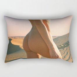 0837 Sandy Dune Nude | Torso Rectangular Pillow