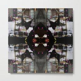Mandala series #15 Metal Print