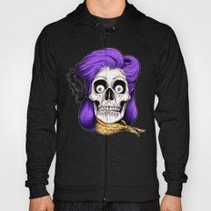 Rockabilly Skull Hoody