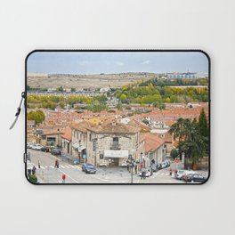Avila town Laptop Sleeve