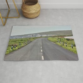 Road to the Hills Rug
