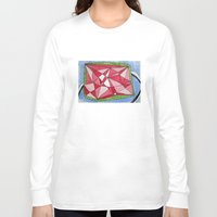 ruby Long Sleeve T-shirts featuring Ruby by Rainearts