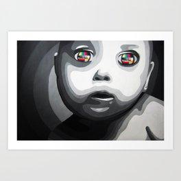 Humedia Art Print