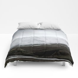 September snow Comforters