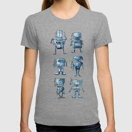 We Are All Robots T-shirt