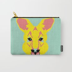 Skippy the Bush Kangaroo Carry-All Pouch